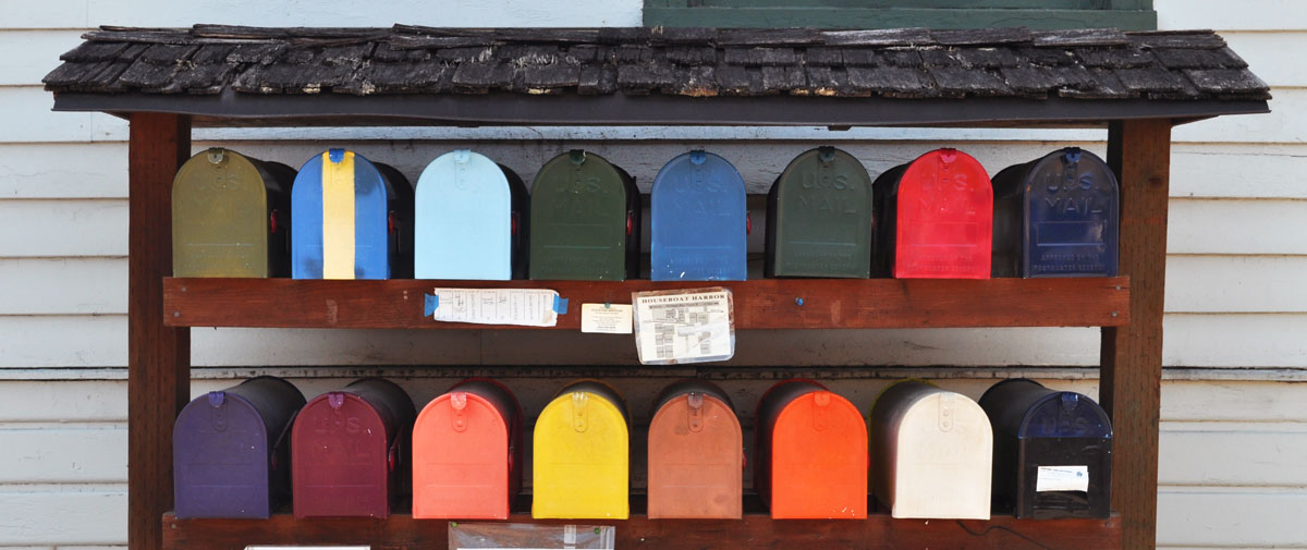 Mailboxes how to choose
